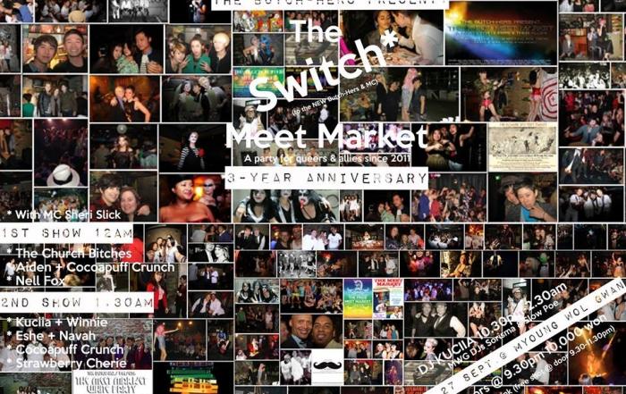 Queer Meet Market